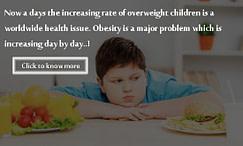 Child Obesity: A Global Problem