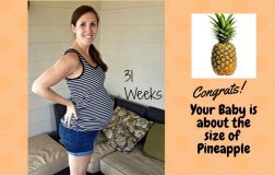 Pregnancy week 31