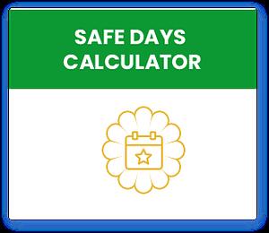 safe days calculator