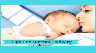 Tips for Normal Delivery