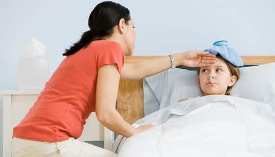 chikungunya symptoms in childrens