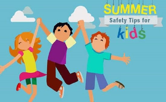 Summer Protection for kids