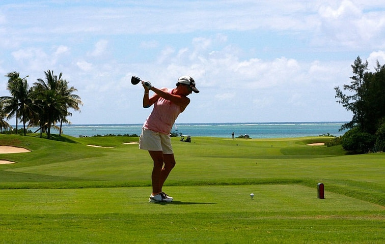 why you should take up golf this year