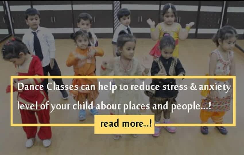 Dance classes for kids in Mohali