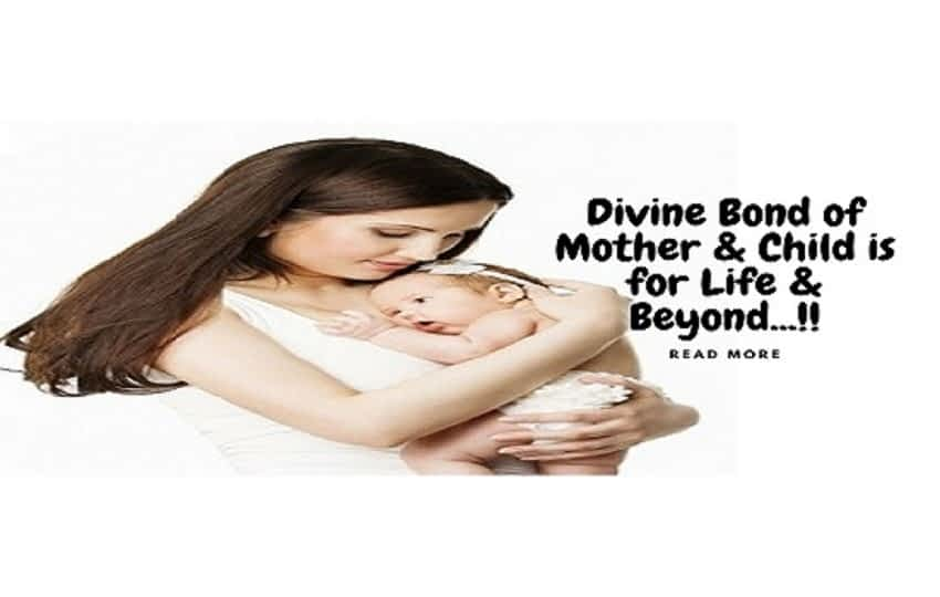 Divine Bond of Mother and Child